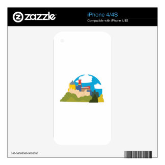 Sintra Skin For The iPhone 4