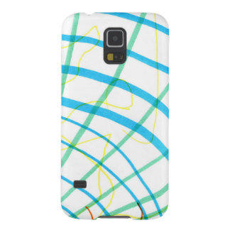 Sinusoidal Landscape Case For Galaxy S5