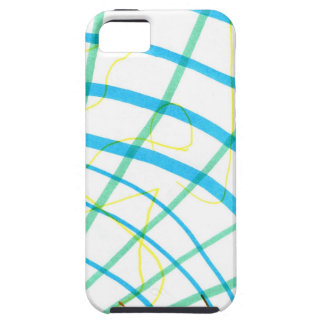 Sinusoidal Landscape iPhone 5 Cover