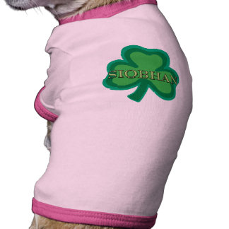 Siobhan Irish Pet Tshirt