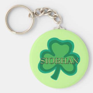 Siobhan Irish Key Chain