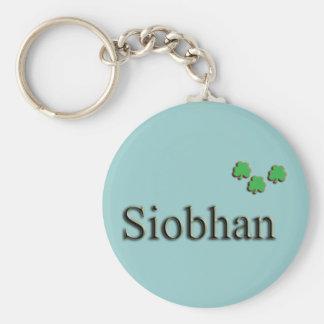 Siobhan Irish Keychains