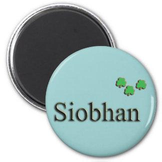 Siobhan Irish Magnet