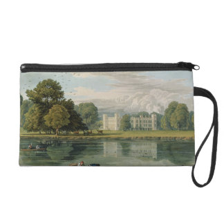 Sion House, engraved by Robert Havell (1769-1832) Wristlet Purse
