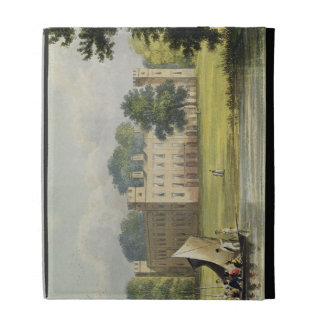 Sion house, from R. Ackermann's (1764-1834) 'Repos iPad Folio Cases