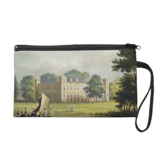 Sion house, from R. Ackermann's (1764-1834) 'Repos Wristlet Purse