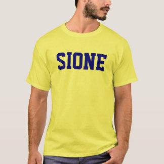 Sione named tshirt