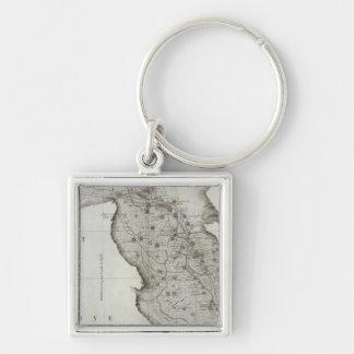 Siout, Egypt Keychain