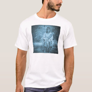 Sioux Chief Medicine Bear Vintage Stereoview T-Shirt