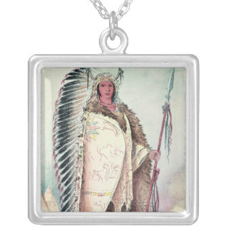 Sioux chief, 'The Black Rock' Custom Jewelry