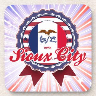 Sioux City, IA Posavasos De Bebidas