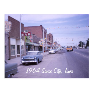 Sioux City, Iowa Postcard