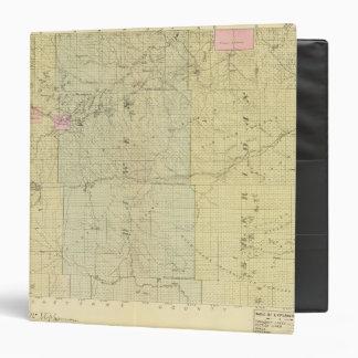 Sioux, Dawes, and Sheridan County, Nebraska Binder