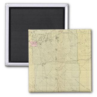 Sioux, Dawes, and Sheridan County, Nebraska Magnet