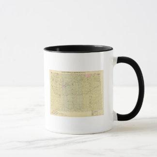 Sioux, Dawes, and Sheridan County, Nebraska Mug