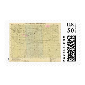 Sioux, Dawes, and Sheridan County, Nebraska Postage