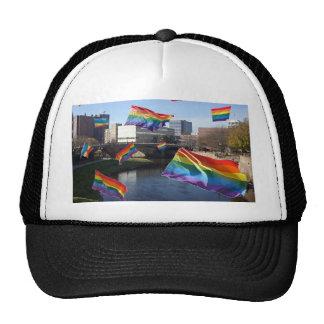 Sioux Falls Flying Pride Trucker Hat