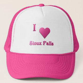 Sioux Falls -- Hot Pink Trucker Hat