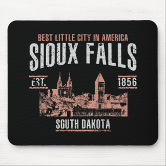 Sioux Falls Mouse Pad