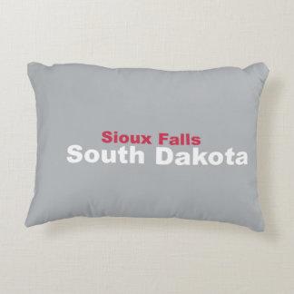 Sioux Falls, South Dakota Pillow
