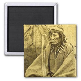 Sioux Indian O-Ta-Dan Magnet