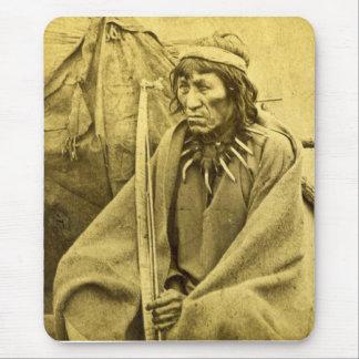 Sioux Indian O-Ta-Dan Mouse Pad
