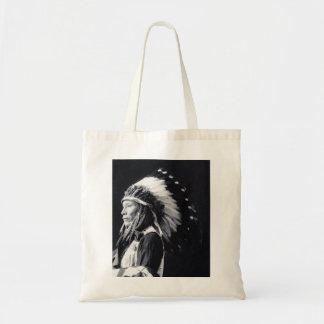 """Sioux Leader"" Bag"