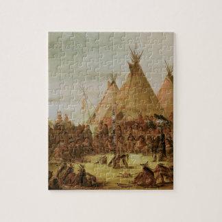 Sioux War Council Puzzles