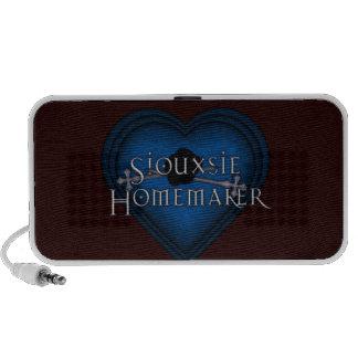 Siouxsie Homemaker Blue Knitting Speaker System