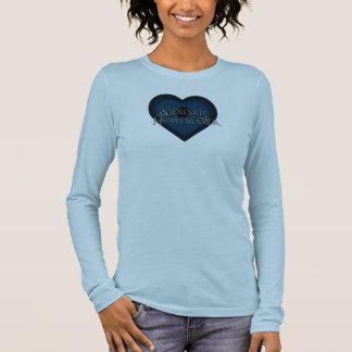 Siouxsie Homemaker Gothic Heart Long Sleeve T-Shirt