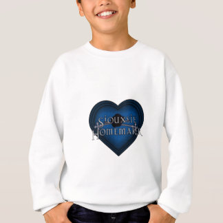 Siouxsie Homemaker Knitting (Blue) Sweatshirt