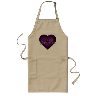 Siouxsie Homemaker Knitting (Violet) Aprons