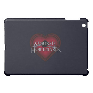 Siouxsie Homemaker Red Knitting iPad Mini Cases