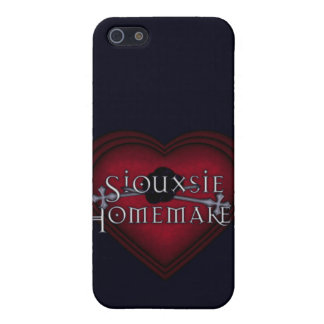 Siouxsie Homemaker Red Knitting iPhone 5 Cases