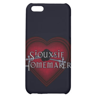 Siouxsie Homemaker Red Knitting iPhone 5C Cases