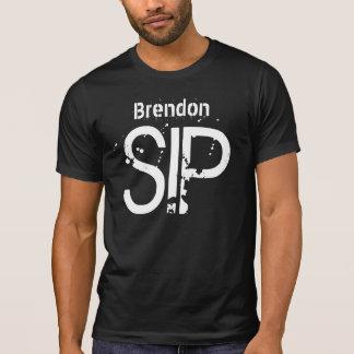 SIP Grunge Text Custom Name V11 T Shirt