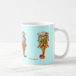 Siphonophorae  - Jellyfish Mug