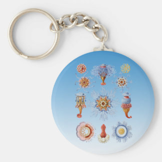 Siphonophores Keychain