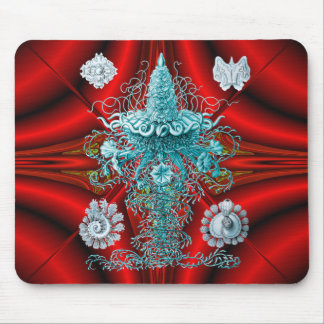 Siphonophores Mouse Pad