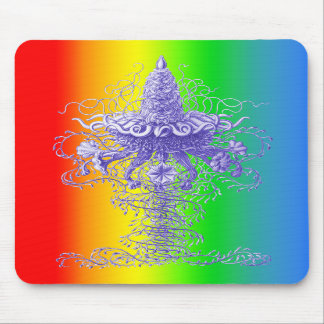 Siphonophores Mouse Pads