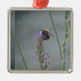 Sipping Bee - Ornament