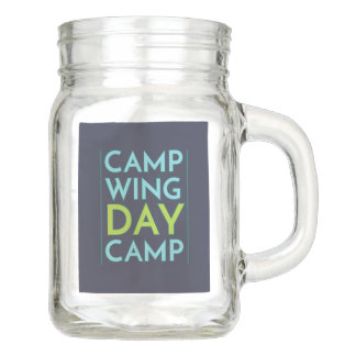Sipping in Style - CWDC Mason Jar