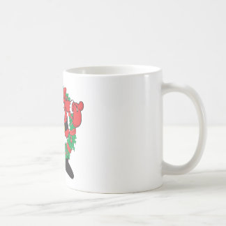 Sipping Santa Coffee Mug