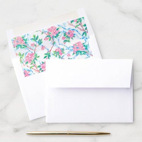 Sips & Sweets Envelope Liner