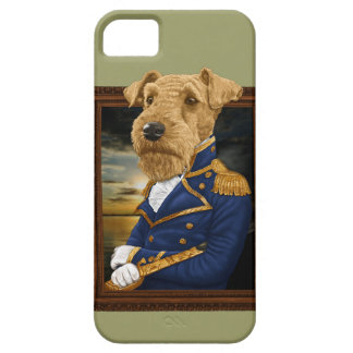 Sir Airedale Terrier iPhone SE/5/5s Case