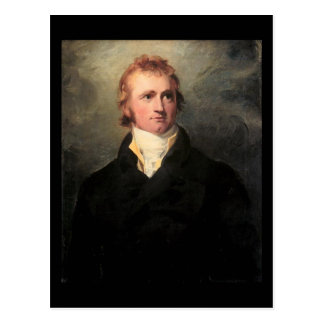 Sir Alexander Mackenzie Postcard