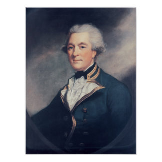 Sir Andrew Hamond, Bt. Poster