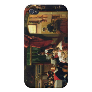 Sir Anthony van Dyck  in London, 1837 Cases For iPhone 4