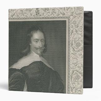 "Sir Archibald Campbell, 1r marqués Carpeta 1 1/2"""