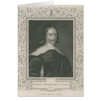 Sir Archibald Campbell, 1st Marquess Card
